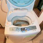 ステンレス製洗濯機